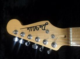De Ville Electric Guitar -6String
