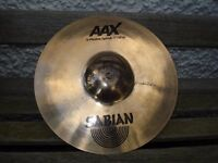 Sabian splash cymbal 11 inches
