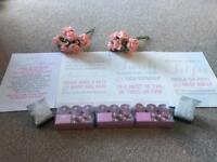 Pink Wedding Bundle - all new