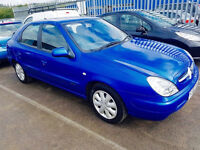 **ONLY 19K MILES!!** CITROEN XSARA 1.4 LX + FULL S/HISTORY + 1 PENSIONER OWNR + SHOWROOM CONDITION!!