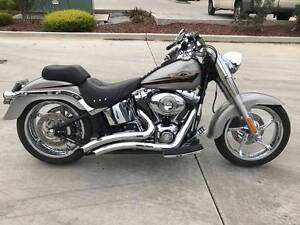 HARLEY DAVIDSON SOFTAIL 07/2007MDL 44401KMS PROJECT OFFERS Campbellfield Hume Area Preview