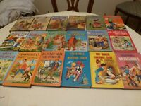 18 Enid Blyton Reading Books (willing to sell individually)
