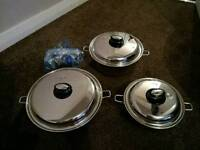 Brand New Without Box Saladmaster Pots