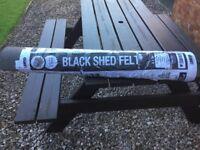 SHED FELT ..... TORQUAY ...