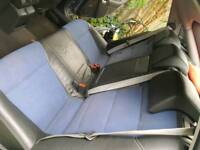 Vectra C sri turbo 2003 100th edition seat front rear