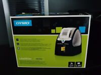 DYMO LabelWriter 450 DUO Printer Band NEW Free delivery Unused Boxed With Rolls Leicester Delivery