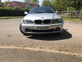 BMW E46 318i Convertible for sale