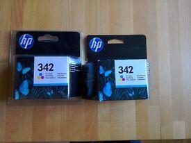 HP 342 colour cartridge