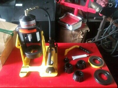 Weatherhead T460 Crimping Machine New Out Of Box