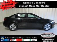 2014 Chevrolet Cruze 1LT Only 12,000 Kms!