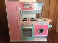 GLTC children's kitchen