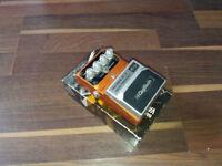 Digitech Hardwire SC-2 Valve Distorsion guitar pedal in box