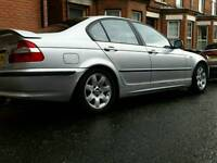 Bmw 320d 2002 facelife for sale or swap
