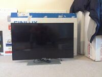 32 inches finlux smart TV, HD, flat screen. wifi built on it