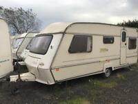 ABI JUBILEE 4 berth FIXED END Bedroom 17ft lightweight elddis swift ace caravan Must clear