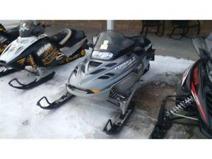 2001 Ski-Doo FORMULA DLX 700 -