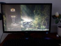 """ACERPredator Full HD 24"""" Gaming Monitor"""