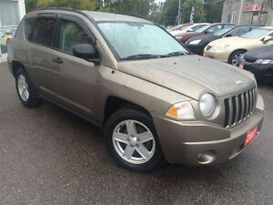 2007 Jeep Compass Sport/AUTOAIR/LOADED/ALLOYS