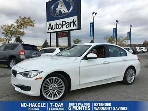 2013 BMW 328 i xDrive | Heated Leather | Sunroof | Bluetooth