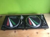 Jb systems Disco 2000 turntables