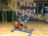 1 x KEISER M2 SPIN BIKE FOR SALE PLUS SPARE PARTS