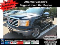 2013 GMC Sierra 1500 SLT All Terrain Crew Cab Short Box 4X4