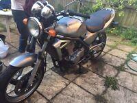 Kawasaki ER-5 - Low Miles - Recent Service - A2 license motorcycle