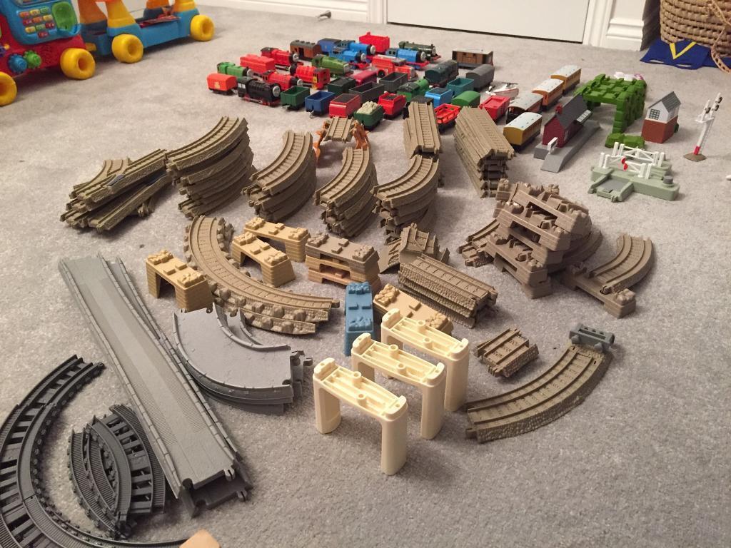 Thomas the tank job lot