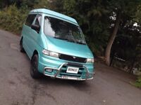 HI SPEC MAZDA BONGO 2.5 TD DAY SURF MPV BUS/BRAND NEW COOLANT ALARM FITTED/S/HISTORY/ALLOYS BULL BAR