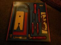 unused BOXED TOOL SET - CK No 101P