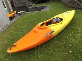 Pyranha G3 275 kayak (Large)