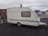 Abbey Adventure 312 caravan vgc
