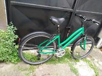 Specialized Globe Bike, Medium Size, Serviced, Registered, Aluminum Frame, Mint Condition