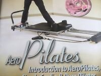 Aero Pilates performer 4300 - in excellent condition. Includes Instructions DVD