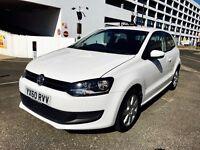 Volkswagen polo 1.6 TDI 2010 full main dealer service history