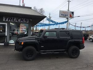 2007 Hummer H3 LITTLE BLACKY !! FUN TO DRIVE !!