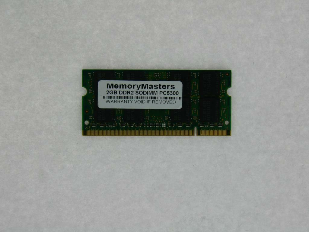 2GB Acer TravelMate Notebook Memory DDR2 667MHz SO-DIMM RAM