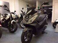 Honda PCX 125cc Automatic Scooter, Grey, 1 Owner, FSH, V Good Condition, ** Finance Available **