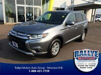 2016 Mitsubishi Outlander ES 2WD, LEASE for only 144 Bi-Weekly !