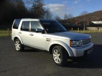 Land Rover Discovery 4 3.0 SD V6 GS