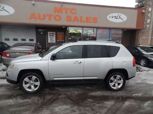 2011 Jeep Compass Sport/North, 4WD