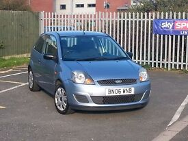 2006 Ford Fiesta 1.2 (Facelift) - 1 Owner - 12 Month MOT - Smooth Drive