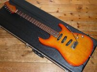 Fender Showmaster Stratocaster with Seymour Duncan pickups 2004