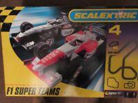 SCALEXTRIC F1 SUPER TEAMS