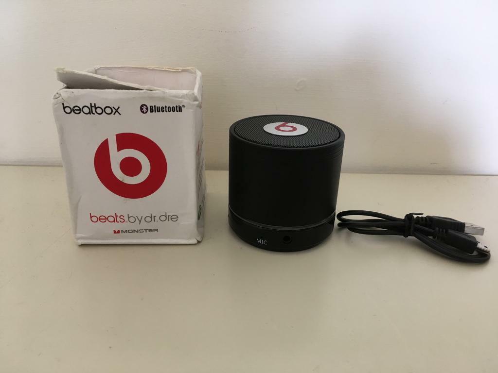 beats box mini bluetooth speaker