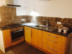 1 bed apartment inc bills Huddersfield