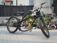 electric bike,chopper bicycle,unique