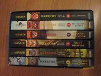 warrior cat books
