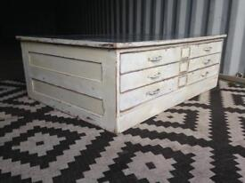 Plan chest / nap drawers