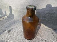 """alte Flasche vor 1920 mit Aufschrift """"Explosionssicher"""" Berlin - Pankow Vorschau"""
